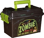 MTM Rugged 50 Caliber Ammo Can (Zombie (Neon Green-Black))