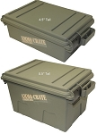 MTM Ammo Crate Utility Box (Army Green)