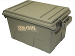 MTM Ammo Crate Utility Box (Army Green) (8.5'' Tall)