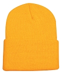 Outdoor Cap Company Watch Cap W/Cuff Beanie (Gold)
