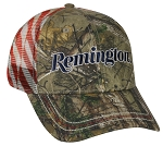 Outdoor Cap Company Remington (Realtree Xtra - Patriotic)