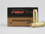 PMC Bronze 44 Rem Mag 240gr SP