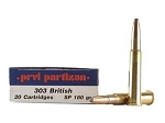 PPU 303 British 180gr SP BT 20 Rnds