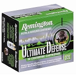 Remington Ultimate Defense 38 SPL +P 125gr BJHP