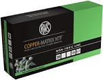 RWS Copper-Matrix NTF 223 45gr Frangible 20 Rnds