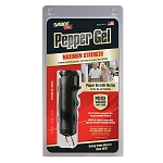 SABRE Security Equipment Pepper Gel with Flip Top (Black)