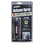 SABRE Security Equipment 3-IN-1 Pepper Spray Home Protection Kit