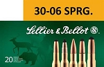 Sellier & Bellot 30 - 06 Spring 150gr SPCE - On Sale
