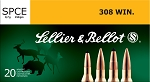 Sellier & Bellot 308 Win. 150gr SPCE
