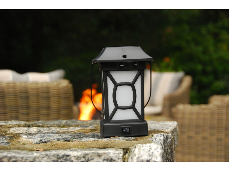 Awesome Thermacell Mosquito Repellent Patio Lantern. ***Picture May Not Reflect  Actual Product.***