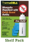 Thermacell Mosquito Repellent Refill (Earth Scent)