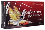 Hornady Superformance Varmint 22-250 Rem 50gr V-Max