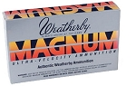 Weatherby .224 Weatherby Magnum Ultra Velocity 55gr SP