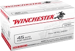 Winchester 45 Auto 230gr FMJ Value Pack