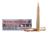 Winchester Super-X 9.3x74mm Rimmed 286gr Power-Point
