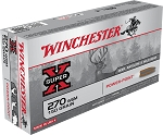 Winchester Super-X 270 WSM 150gr Power-Point