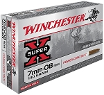 Winchester Super-X 7mm-08 Rem 140gr Power-Core