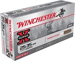 Winchester 25-35 Win 117gr PP