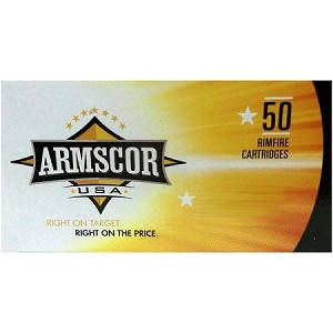Armscor 22 Long Rifle High Velocity 36gr HP