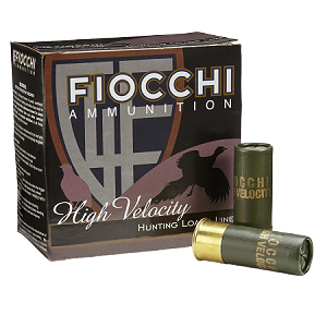 "Fiocchi Shooting Dynamics High Velocity 12ga 2-3/4"" 1-1/4 oz #5 Lead Shot"