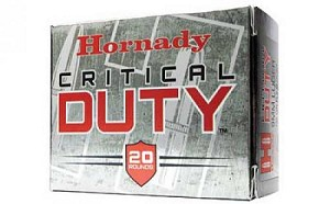 Hornady Critical Duty 10mm Auto 175gr FlexLock