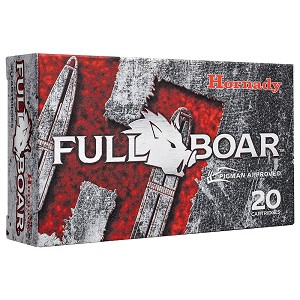 Hornady Full Boar 30-30 Win 140gr Monoflex