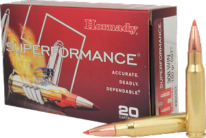 Hornady Superformance 308 Win 150gr SST