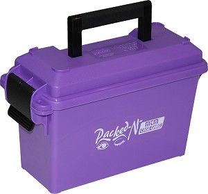 MTM Rugged 30 Caliber Narrow Ammo Can (Purple)