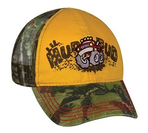Outdoor Cap Company Toddler Lil' Mud Bud Mossy Oak Obsession (Yellow)