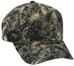 Outdoor Cap Company Fishouflage Camo (Bass)