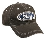 Outdoor Cap Company Ford (Black)