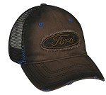 Outdoor Cap Company Ford Oil Stained