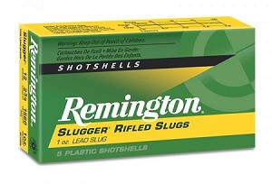 "Remington Slugger 16ga 2-3/4"" 4/5oz Hollow Point Rifled Slug"
