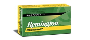 "Remington Express Buckshot 12ga 2-3/4"" 0-Buckshot"