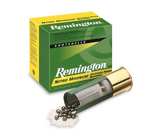 "Remington Nitro Magnum 12ga 3"" 1- 7/8oz. 6-Shot 25 Rnds"