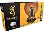 Browning BPT Performance Target 40 S&W 180gr FMJ