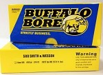 Buffalo Bore 500 S&W 440gr Hard Cast LFN-Gas Checked (1,625 fps)
