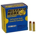 Buffalo Bore Heavy 357 Mag 125gr JHP