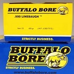 Buffalo Bore .500 Linebaugh 400gr JHP