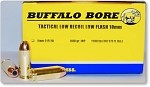 Buffalo Bore Tactical 10mm Low Recoil-Flash 180gr JHP