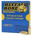 Buffalo Bore 9mm Luger +P 115gr JHP