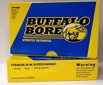 Buffalo Bore Premium 30-06 Supercharged 150gr Spritzer