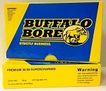 Buffalo Bore Premium 30-06 Supercharged 180gr Spritzer