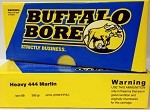 Buffalo Bore Heavy 444 Marlin 300gr JFN