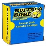 Buffalo Bore 357 Mag Tactical Short Barrel-Low Recoil-Low Flash 125gr JHP