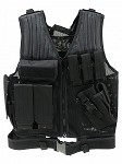 DRAGO Fast Draw Tactical Vest (Black or Green)