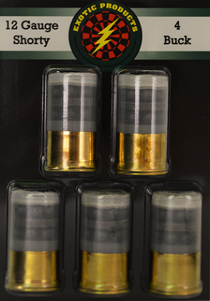 Exotic Products 12ga Shorty 4 Buck 1-3/4''
