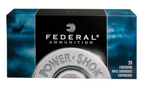 Federal Power-Shok 243 Win 80gr SP