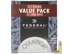 Federal Champion .22 Long Rifle 36gr HP (Bulk Box)