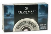 "Federal Power-Shok 16ga 2-3/4"" 4/5oz Rifled Slug"